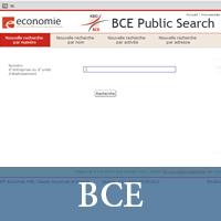 Site du SPF Economie